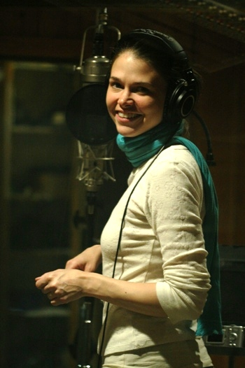 Sutton in the Studio
